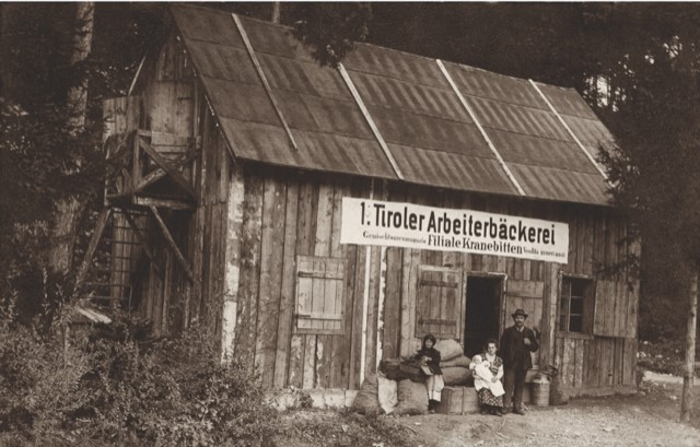 Arbeiterbäckerei